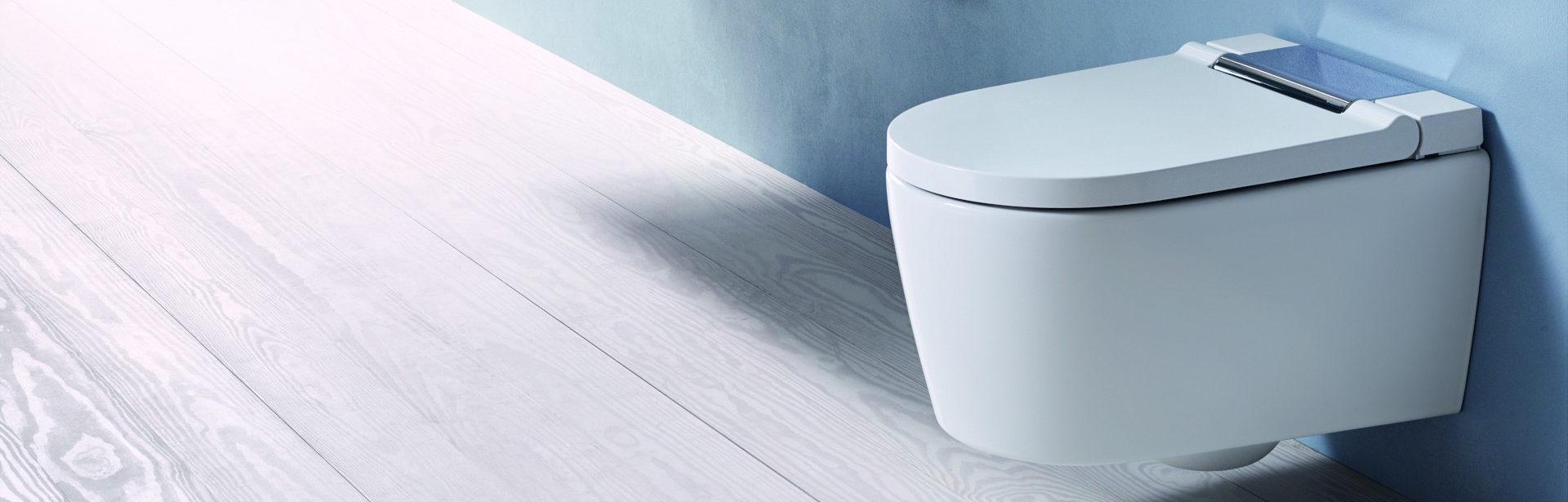 Wasser statt Papier: Hygiene und Komfort mit Dusch-WCs